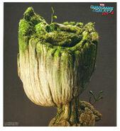 Baby Groot concept art 5