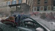 Cap Car Crash