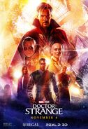 Doctor Strange Regal Poster 03