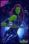 Guardians-of-the-galaxy-mondo-poster-gamora-401x600