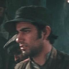 Daston Kalili como Guardia
