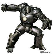 Iron Monger Concept