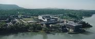 New Avengers Facility (Avengers Infinity War)
