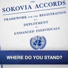 Los Acuerdos de Sokovia son publicados como una medida para controlar las acciones de los Vengadores.