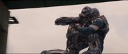 Cap chokes Ultron