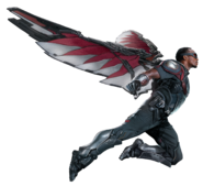 Civil War Falcon Char art 2