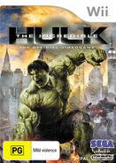 Hulk Wii AU cover