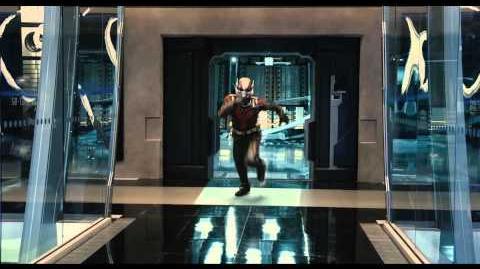Marvel España Ant-Man Tráiler