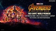Marvel Studios' Avengers Infinity War - Red Carpet World Premiere