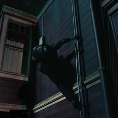 Lang llega a la Residencia Pym.