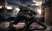 The Incredible Hulk concept art 22