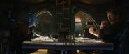 Tony Stark & Nebula