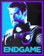 Avengers Endgame promo art 8