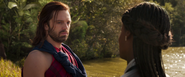 BP - Bucky Meets Shuri (After Credits)