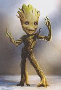 Baby Groot CA 2