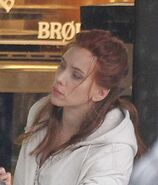 Black Widow BTS 2