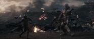Cap vs Thanos
