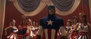 Captain America (USO Debut)
