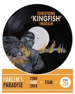 Christone Kingfish Ingram - Harlem's Paradise (by Rachael Francis)