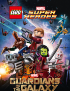 Guardians Lego poster