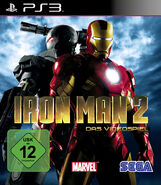 IronMan2 PS3 DE cover