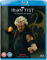 Iron Fist (Season One)/Home Video