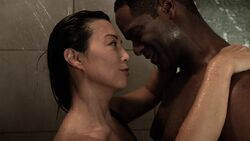 MelindaMay-AndrewGarner-Shower