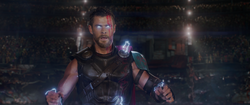 Thor's Power Awakened