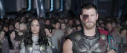 Valkyrie & Thor (Statesman)