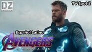 "Avengers Endgame (TV Spot 2 ""Haremos lo que sea"" Dob Español Latino) DubZoneLA"