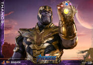 Avengers Endgame Hot Toys Thanos 9