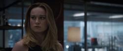 Danvers listens to Stark