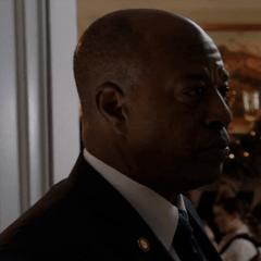 Wesley Thompson como Agente del Servicio Secreto