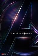 Infinity war april