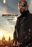 Nick Fury FFH Poster