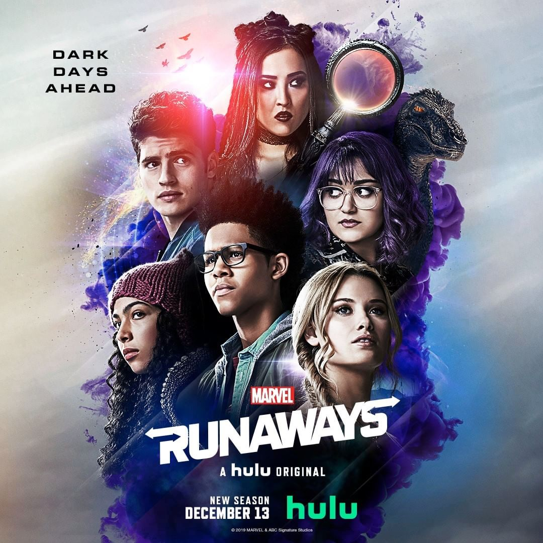 Marvel Runaways Staffel 2