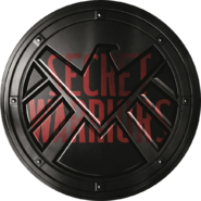 Secret warriors logo