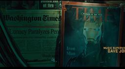 Time Magazine 2009