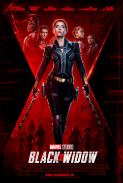 Black Widow - Póster Oficial