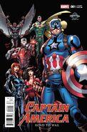 Captain America Road To War 2