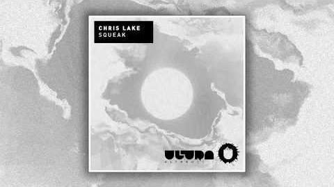 Chris Lake - Squeak (Cover Art)