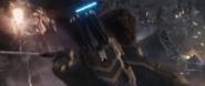Hawkeye using wristbow 2