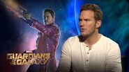 "Marvel's ""Guardians of the Galaxy"" - Chris Pratt Interview"