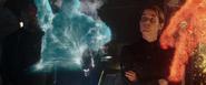 Nick Fury & Maria Hill (Elementals)