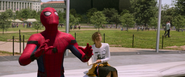 Observing the Monument (Spider-Man & Michelle)