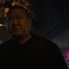 Wong decidido a defender el Santuario de Hong Kong.