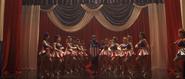 Captain America's USO Debut