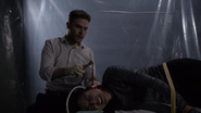 Fitz Removes Daisy's Inhibitor