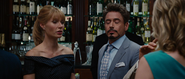 Pepper Potts & Tony Stark (IM2)