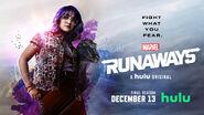Runaways S3 Character Banners 05